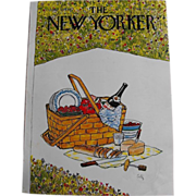 The New Yorker Magazine Cover: June 5, 1978