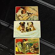 Trade Card  Circa: 1900s
