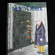 The New Yorker: Cover  1981