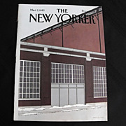 New Yorker Magazine Cover: March 7, 1983