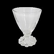 Boopie crystal liquor stemware (8)