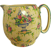 Rare: Royal Winton 4 1/2 inch jug/pitcher in Pelham
