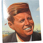 SOLD Jack's Path of Courage - The Life of John F Kennedy  - Doreen Rappaport - Red Tag Sale It