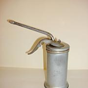 Original Vintage Pump Oiler Eagle Made In USA