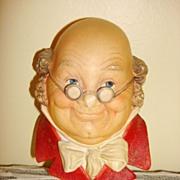 Vintage Mr. PickWick -England Bossons Head