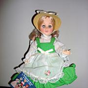 """Vintage Effanbee Doll """"Goldilocks"""" 1975"""