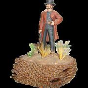 Clint Eastwood Miniature Figurine Work Of Art
