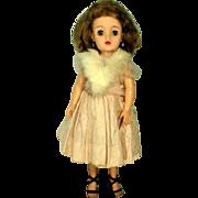 """20"""" Miss Revlon Doll in fancy dress"""