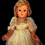 SALE Athena Hard Plastic Italian Doll