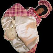 REDUCED Elegant Topsy Turvy Doll