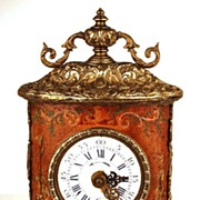 SOLD Antique Nineteenth Century French  Carriage Clock
