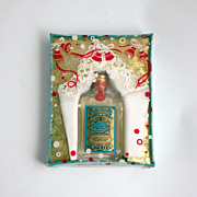 Vintage 4711 Eau De Cologne Fragrance Scent Perfume Unopened Sealed