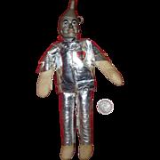 """Wizard of Oz, Tin Man Doll, 1960's doll, Big 17"""" Tall"""
