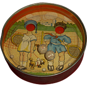 SALE Old Wooden Marbles Game Toy, Germany, Early 1900's, Europe
