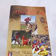 Boy Scouts America Handbook, 1990