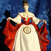 SALE Royal Doulton, SARA, Porcelain