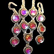 SOLD Color Changing Crystal Necklace/Bracelet