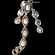 SOLD Opalite Bracelet/Earring Set