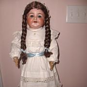 SALE 25in. Kammer & Reinhardt  S&H #126  German Bisque Toddler Doll  Fantastic