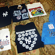 Genuine New York Yankees Brand New 98 World Series Tee, Hoodie, Retired Numbers Tee, More ...