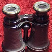 SALE Paris Merchant Marine Binoculars