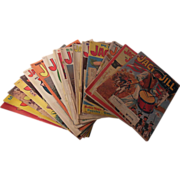 Sixteen Issues of Jack and Jill Magazines