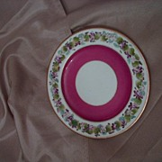 Set of Six 19th Century Royal Worcester Plates