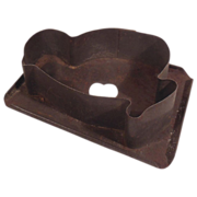 Early Tin Little Chick Shaped Cookie Cutter