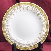 "SALE Pretty Cauldon Tiffany & Co. 6 ¼"" Plate"