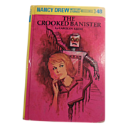 SALE Nancy Drew Book – The Crooked Bannister by Carolyn Keene