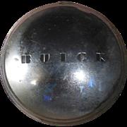 "SALE Vintage 1940's Dog Dish Buick Hubcap 11"""
