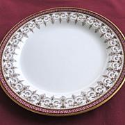 """Pretty Cauldon 8 ¾"""" Plate"""
