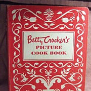 Betty Crocker's Picture Cook Book Five Ring Binder First Edition