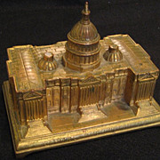 U.S.Capitol Building Washington D.C. Box - Architectural Souvenir