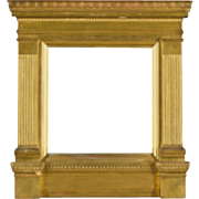 Original Sir Lawrence Alma-Tadema Tabernacle Frame Designed by the Artist for the Painting  ..