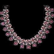 Vintage Pink Choker