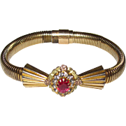 REDUCED Art Deco Bracelet Ornate