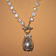 REDUCED Pretty Fresh Water Pearls Necklace