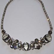 REDUCED Juliana 3 Piece Set Necklace Brooch Earrings
