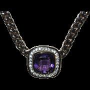 Vintage Panetta Choker Necklace