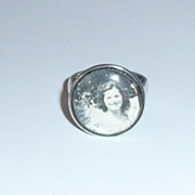 REDUCED Australian Coin World War II Sweetheart Ring From Coins