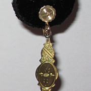 REDUCED Victorian Drop Earrings