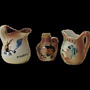 Ozark Souvenir Collection of Three