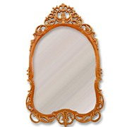SALE Louis XV Carved Mirror