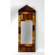 SOLD 19th C. Biedermeier Rosewood Mirror