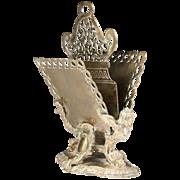 SALE 19th C. French Art Nouveau Letter Rack