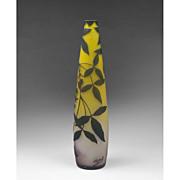 Loetz Richard Cameo Art Glass Vase