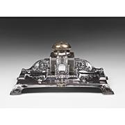 SALE Art Nouveau English Standish Or Inkstand