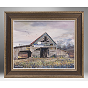 SALE Oil On Canvas by Tennessee Artist Marion Cook