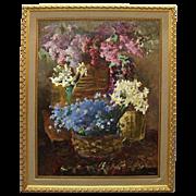 SALE Svetlana (Misnik) Bellamy Impressionist Oil Painting